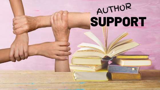 How Authors Can Better Support Each Other